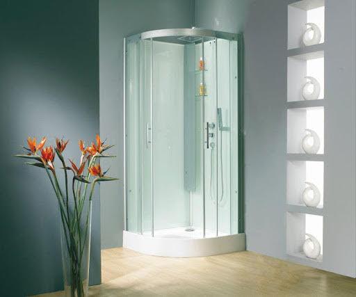 Kinedo Horizon Quadrant Sliding Door Shower Cubicle 900 x 900mm