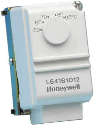 Honeywell Home Pipe Stat High Limit