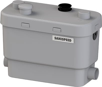 Saniflo Sanispeed + Commercial Grey Water Lifting Station - 6045