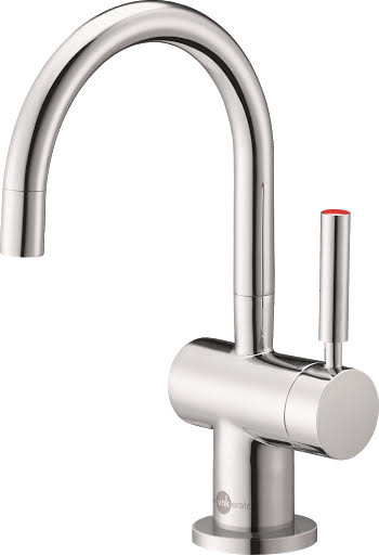 InSinkErator H3300 Boiling Water Tap with Neo Tank – Curved Chrome