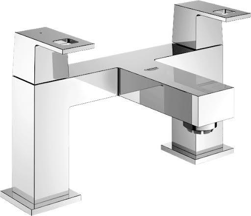 Grohe Eurocube Handle Bath Filler Tap