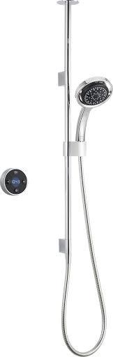 Mira Platinum Digital Concealed Shower HP / Combination 1.1666.001